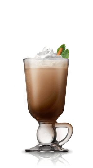 Hot Peppermint Patty Cocktail Flow